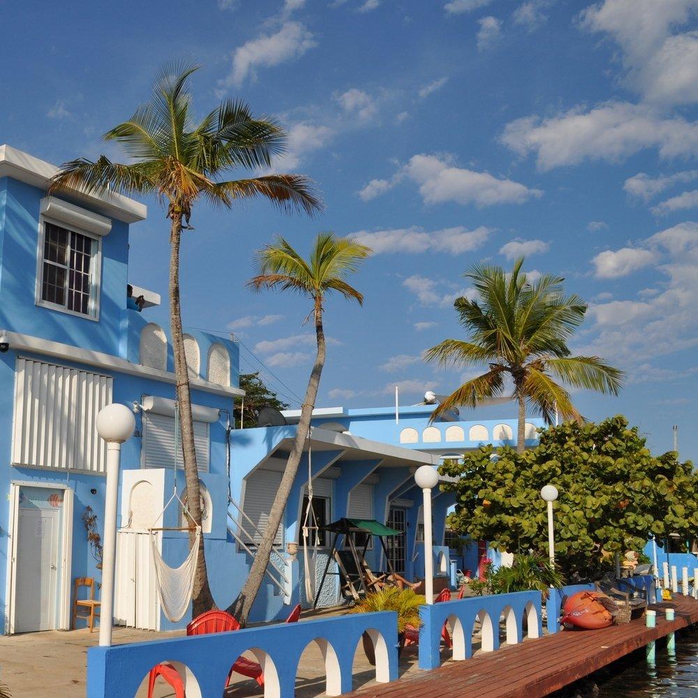 Los huéspedes de Villa Boheme prefieren esta hospedería por su localización y acceso al mar. Foto: Pamy Rojas